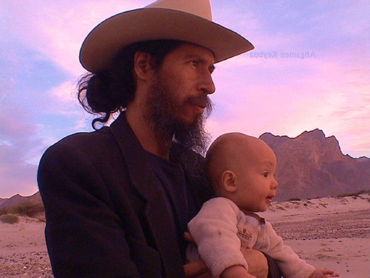 Captain of the Desert: Ahgamen-Keyboa & Zenairoh Gold Mine Gang movie, Producer Mr.Ey