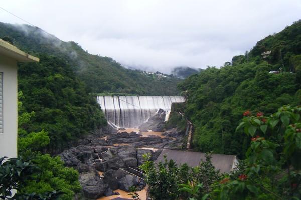 La Plata  Dam Comerio, PR