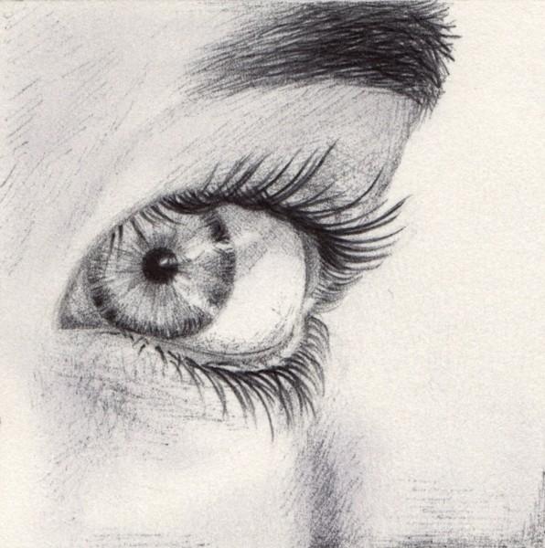 Eye on window