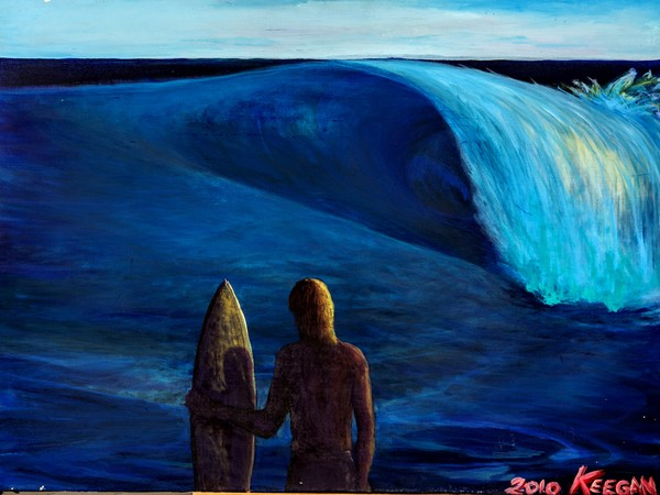 Zen Surfer