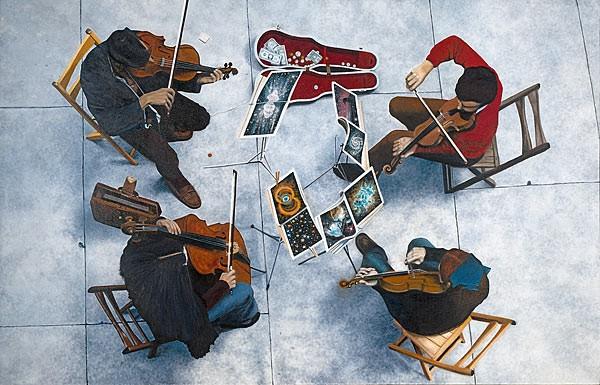 Cosmic Quartet