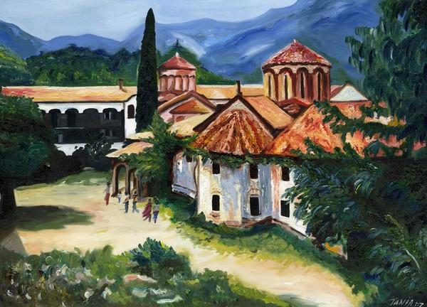 Bactkovo Monastery