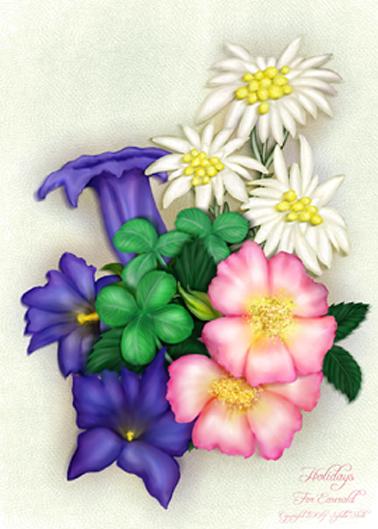 Emerald's Flowers