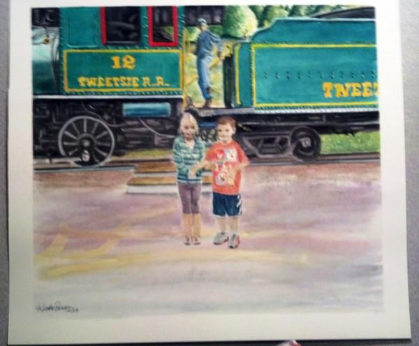 Tweetsie Rail Road-Sold