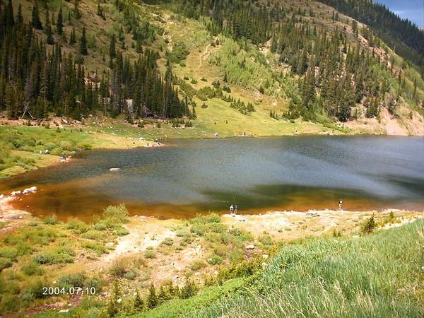 High Mountain Fishing