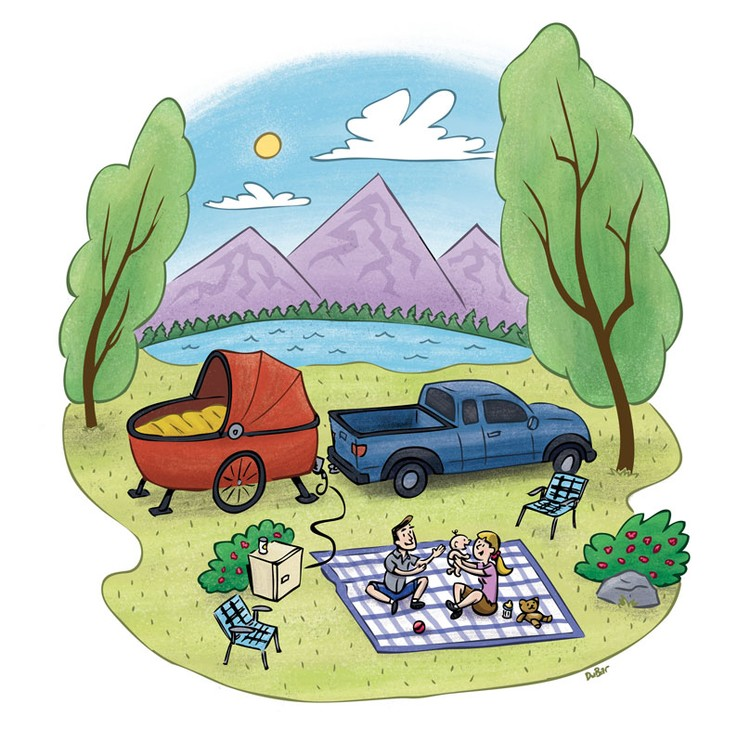 The Camping Compromise