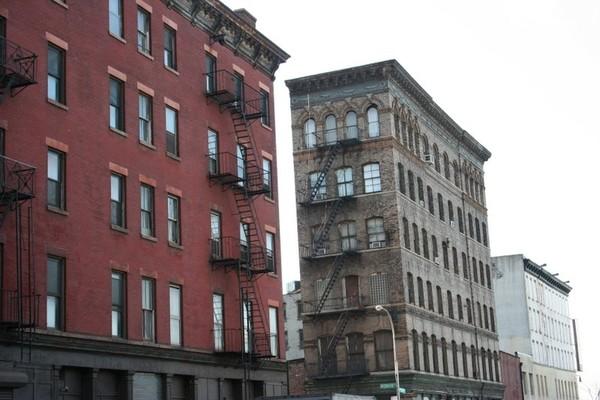 Half Building?
