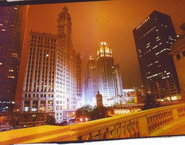 Chicago Night Shot