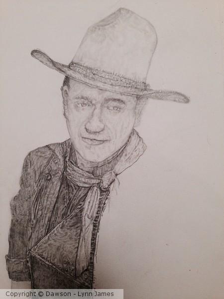 John Wayne WIP3