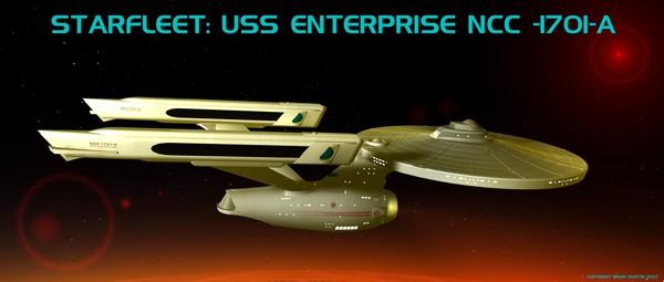 STARFLEET: ENTERPRISE NCC-1701-A