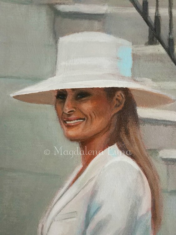 First Lady  (detail)
