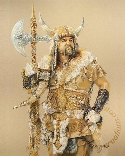 Viking, King of the Norsemen