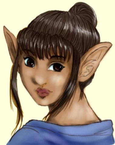 Portrait of Neimi