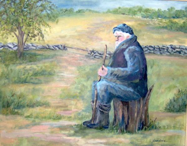 Old English Shepherd
