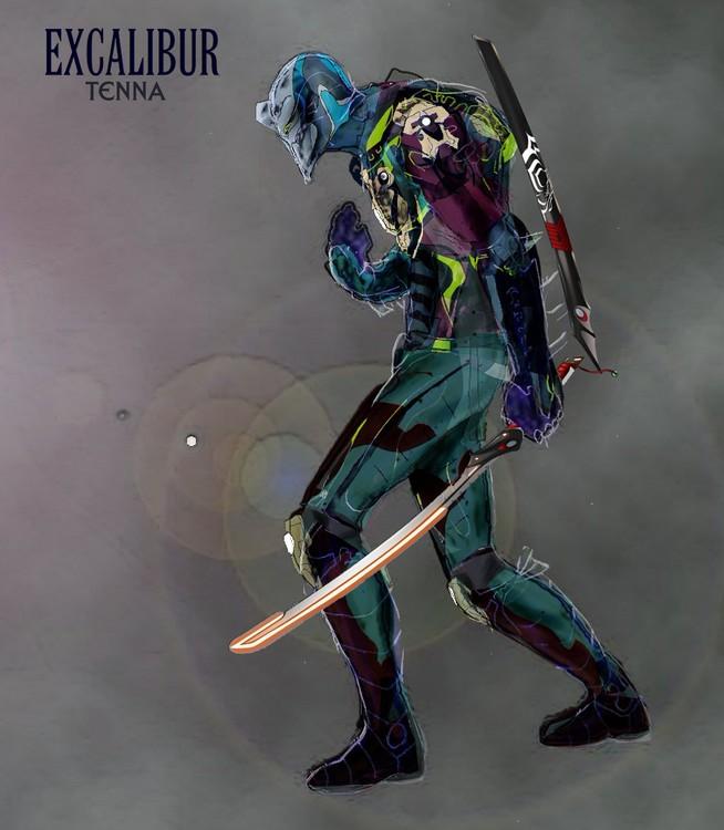 Excalibur-Tenna