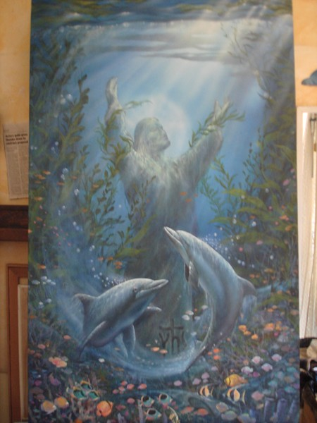 The Sea Christ