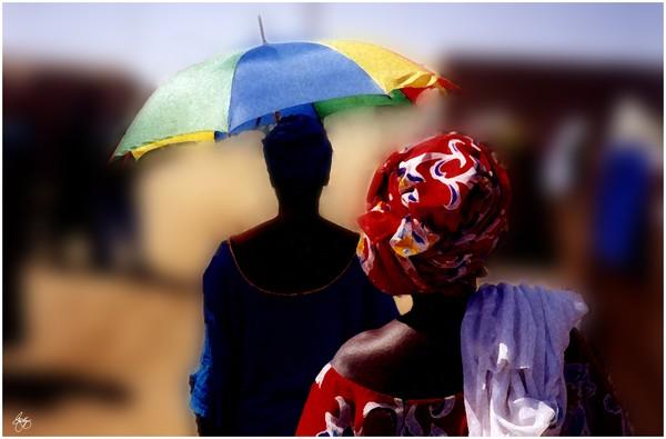 Senegal Sunbrella