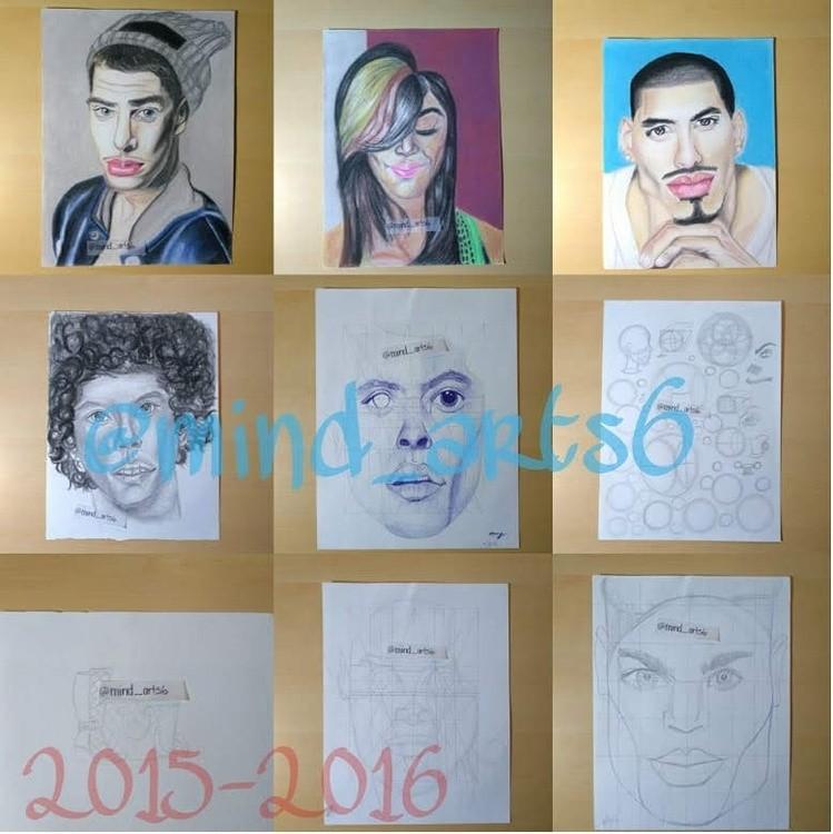 2015-2016 artwork