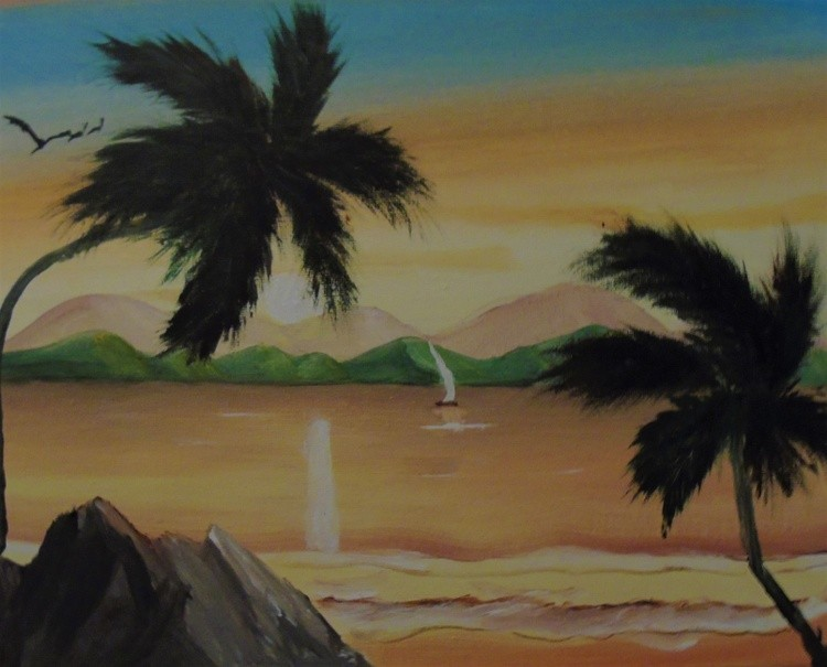 Tropical Island retreat