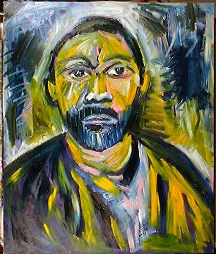 carl pedro..portrait of writer carl stone