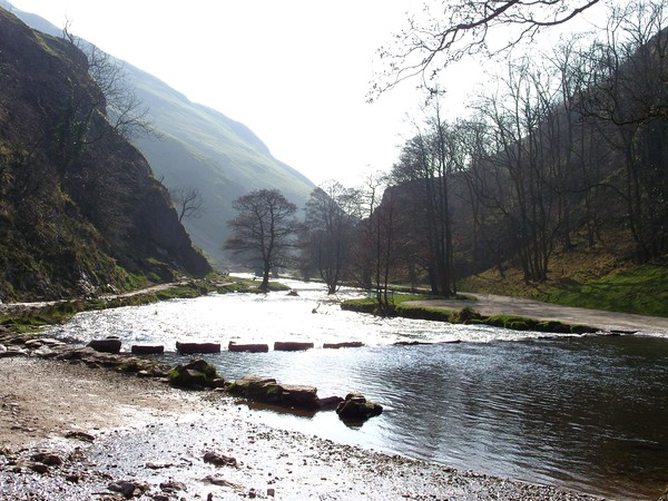 Stepping Stones at Dovedale