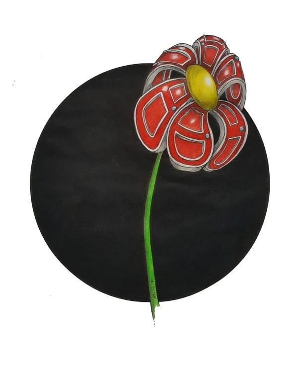 Door Flower III