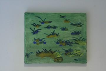 GreenWaterlillies