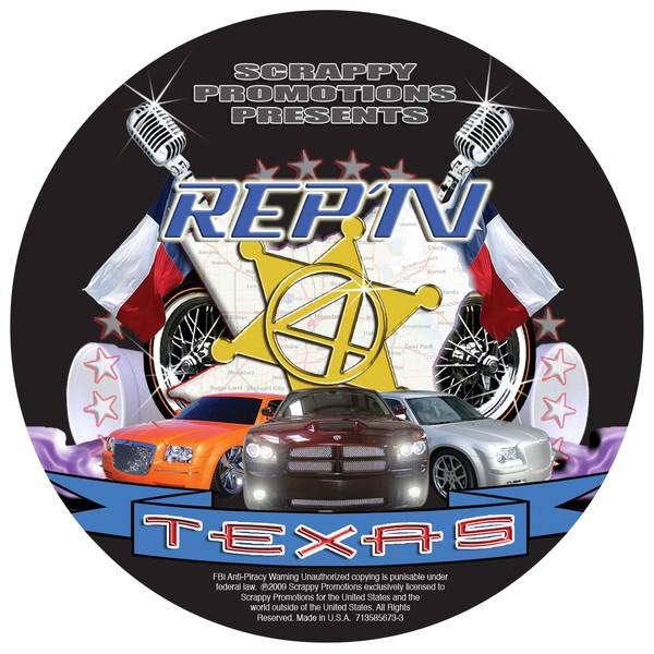Rep'n 4 TEXAS CD