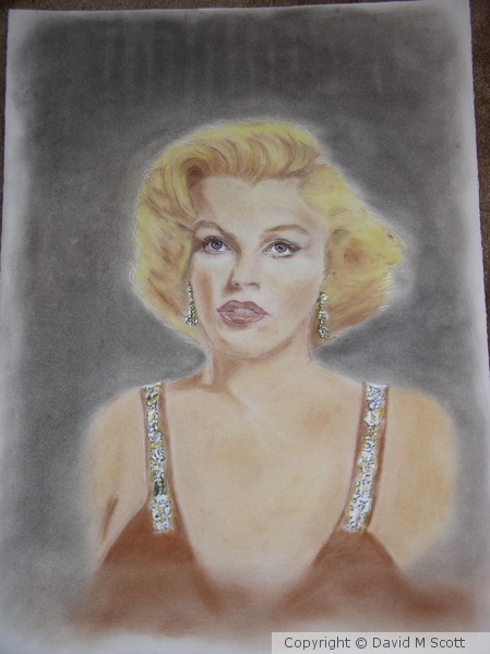 Norma Jean Baker Love of my life