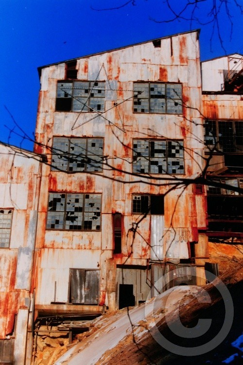 Old Mine House