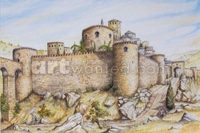 Alhama de Granada c16th century