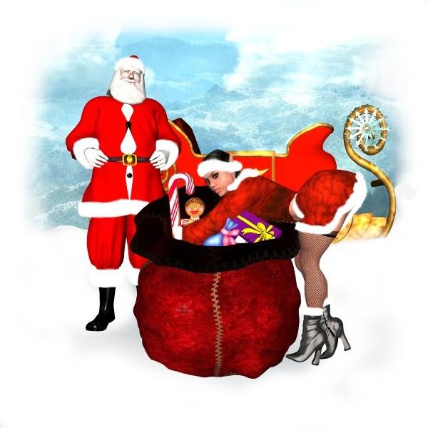 Carol - Christmas Elf