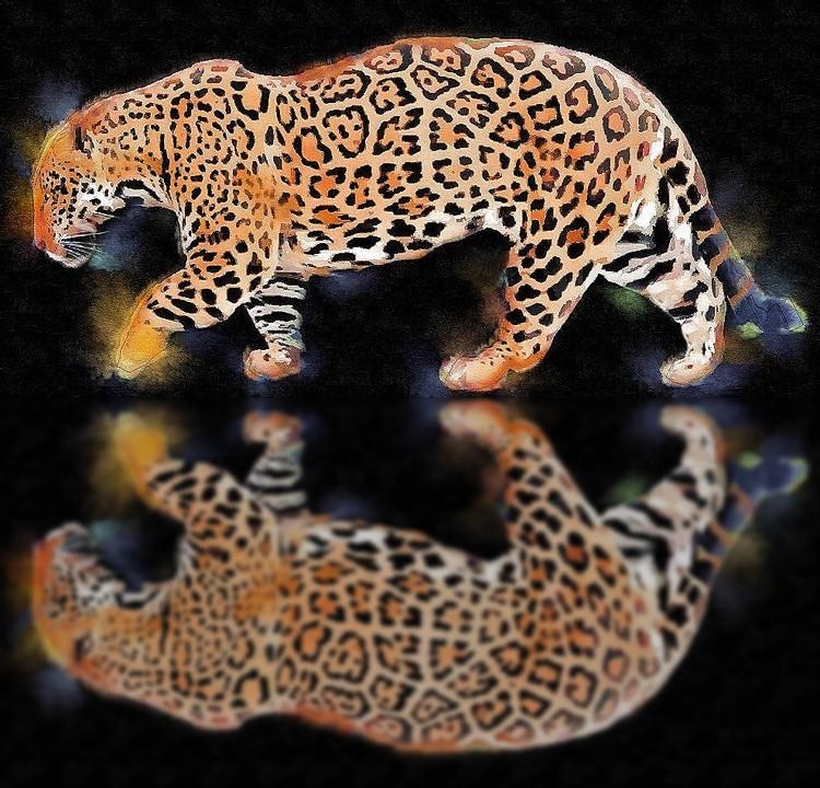 Spirit Of The Jaguar