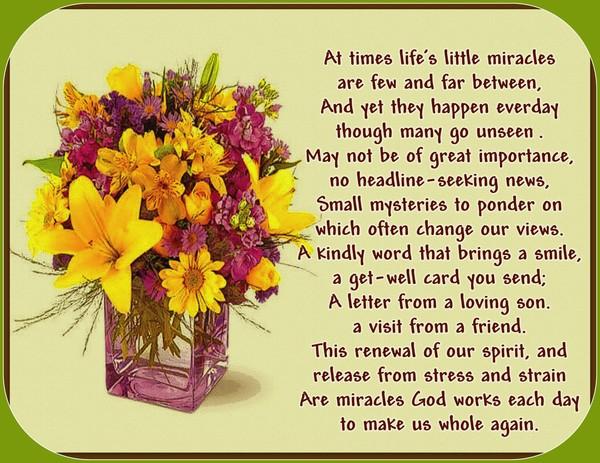 Have a wonderful week-end....