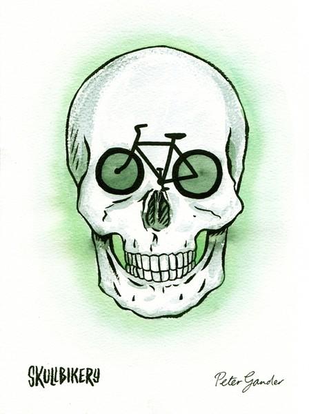 Skullbikery original
