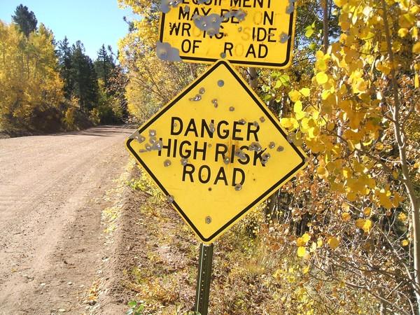 High Risk Road