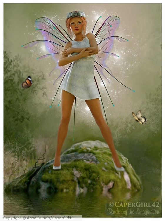 Fairy of the Pond