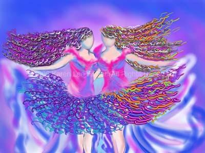Dancing Faries
