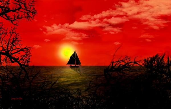 A Morning Sail