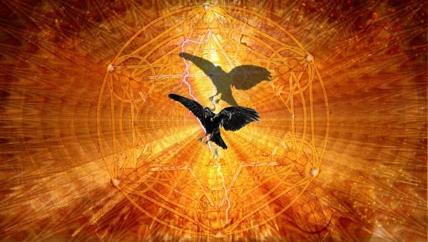 Metatron's Raven