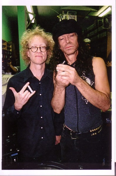 INSECT SURFER & DON BOLES