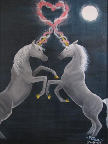 Unicorn's Love Dance