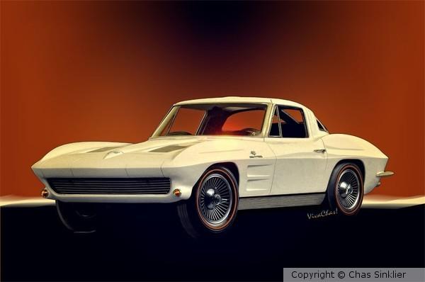 1963 Corvette 2nd Generation