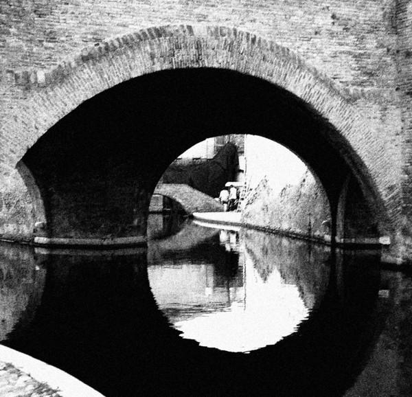 Bridges, Comacchio, Italy