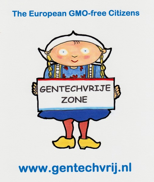 logo The European GMO free Citizens