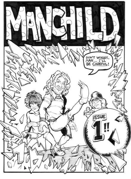 UNUSED MANCHILD COVER