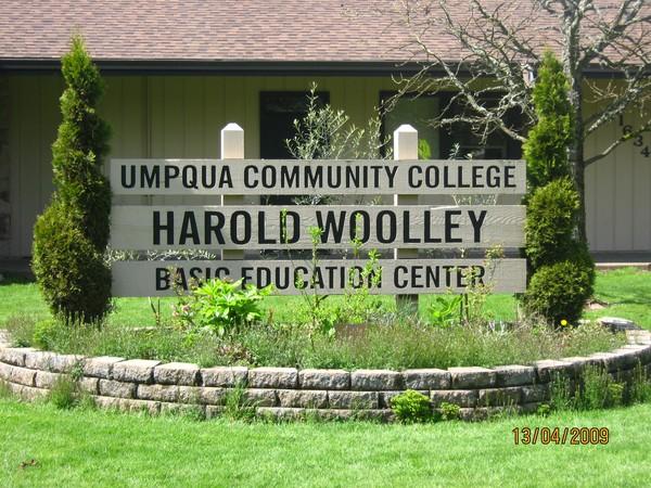 Harold Wooley