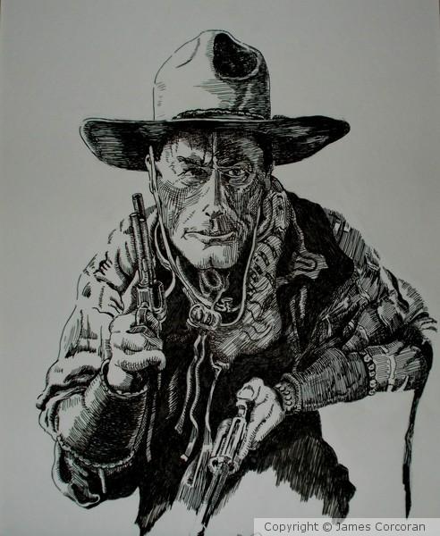 Silent Westerns Movie Star