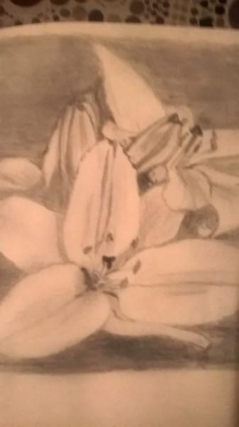 Sketch: flower