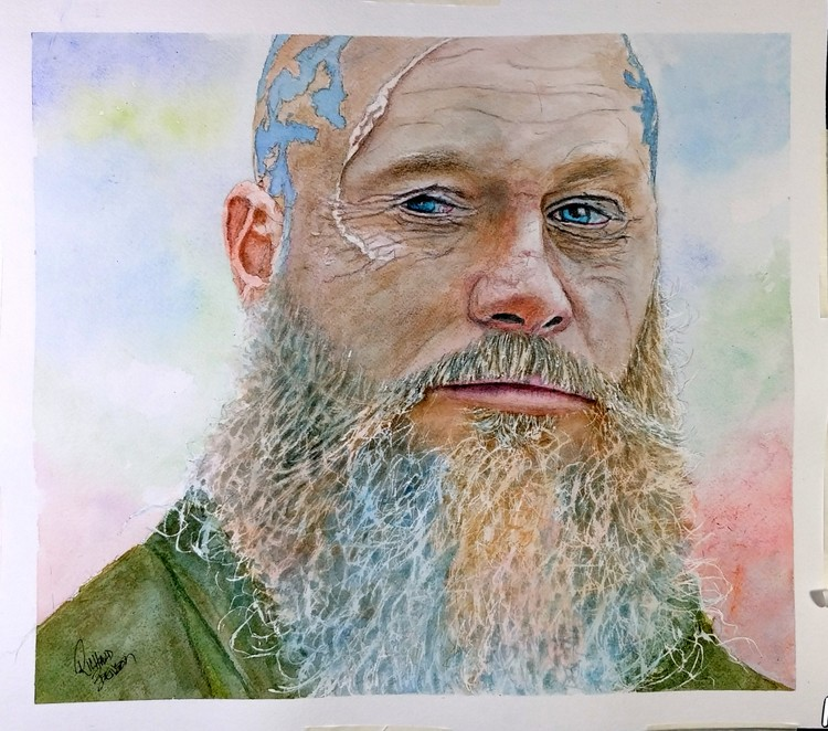 Just finished this From the Vikings Series on History Channel...Ragnar Lodbrok